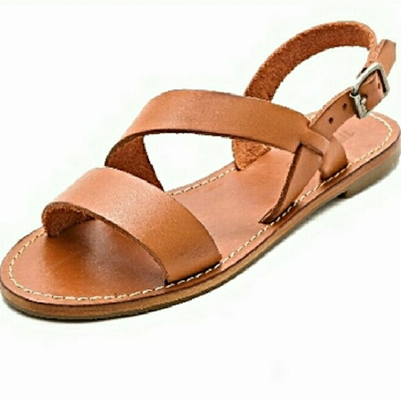 Madewell Shoes - Madewell Sightseer Sandal size 9.5